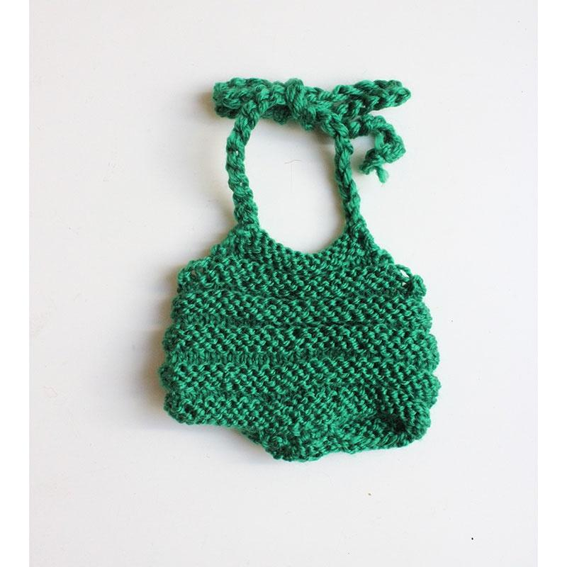 Doll Jumpsuit - Green
