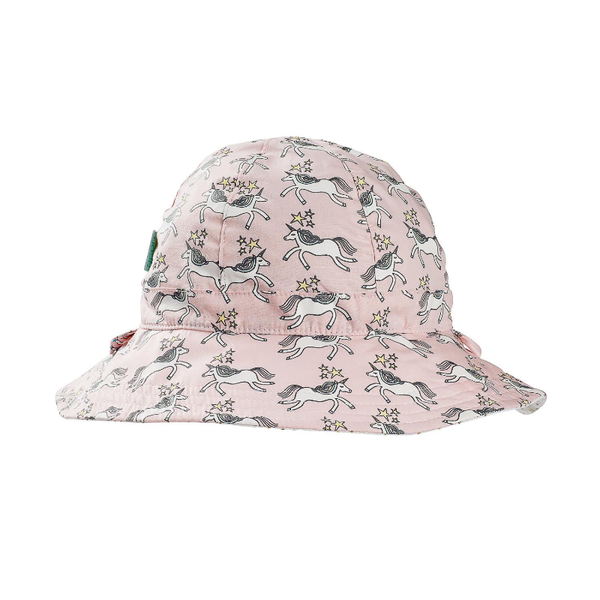 Acorn Floppy Hat - Unicorns