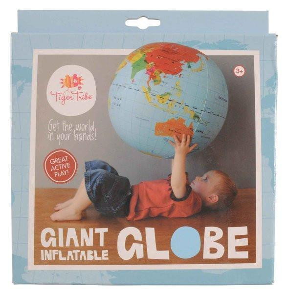 Inflatable World Globe - 50 cm