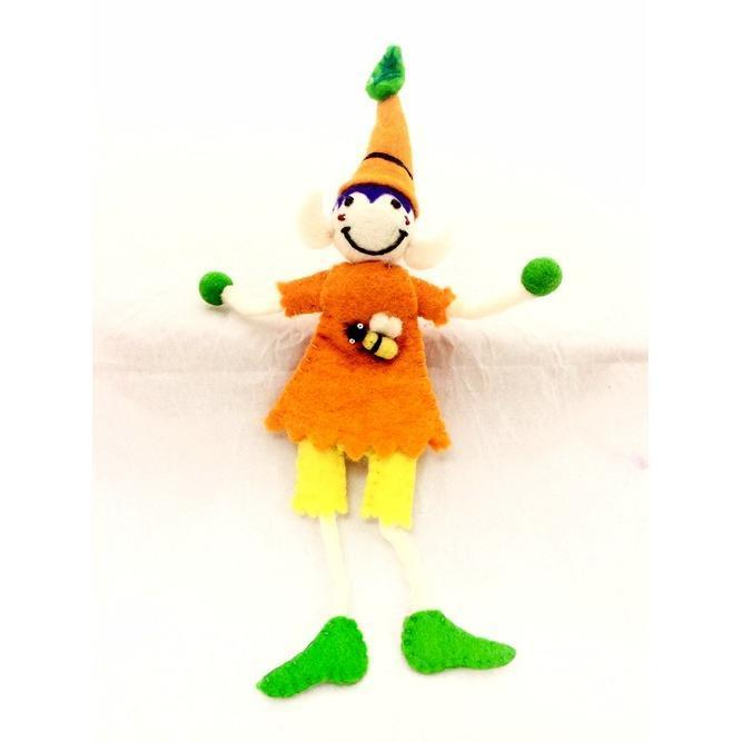 Felt Mr Buzz Elf Large