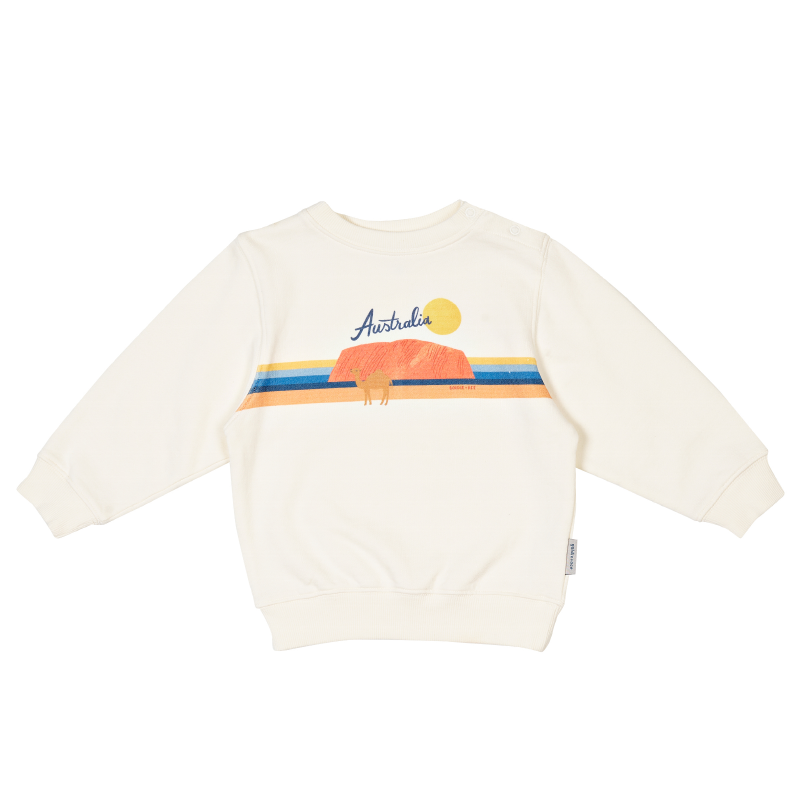 Goldie & Ace Relaxed Sweater - Australia
