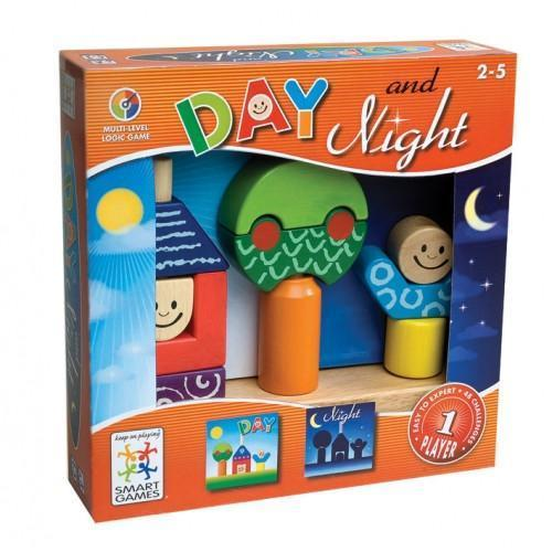 Day and night a fun kids game by smart logic