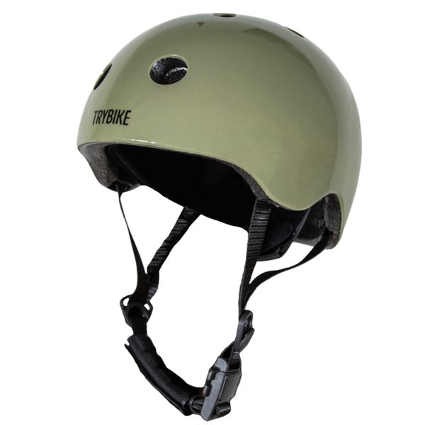 CoConuts Vintage Helmet - Green Extra Small