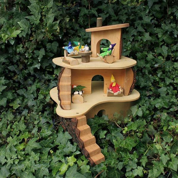 Magic Wood Tree House