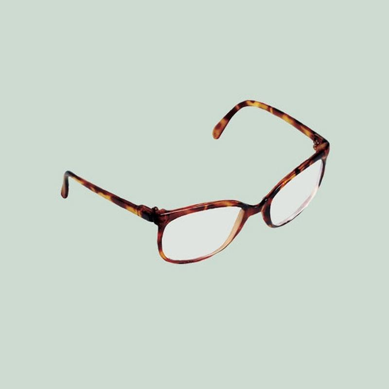 Dolls Glasses - Tortoise Shell
