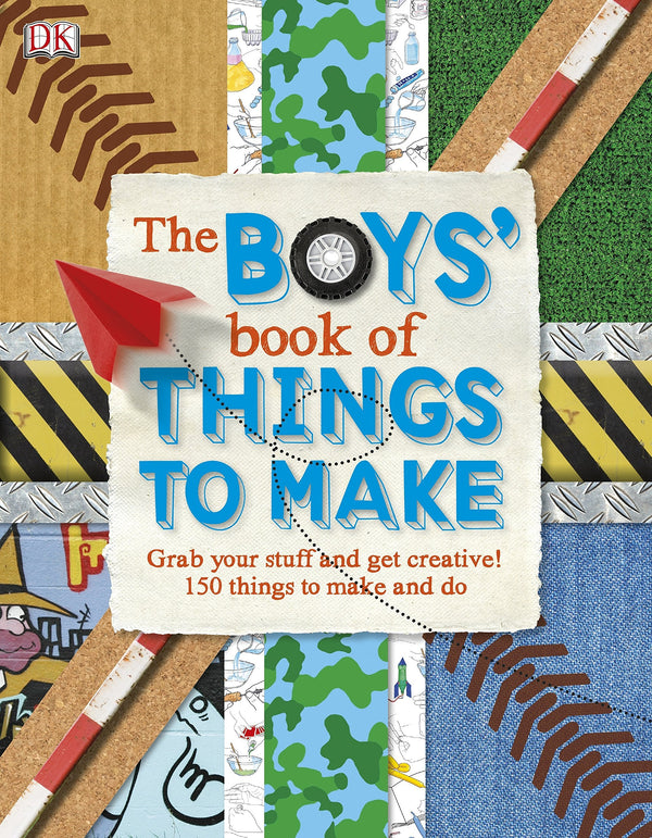 Boys Book Of Things To Make