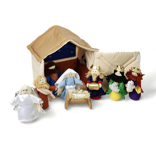Oskar & Ellen Nativity Set