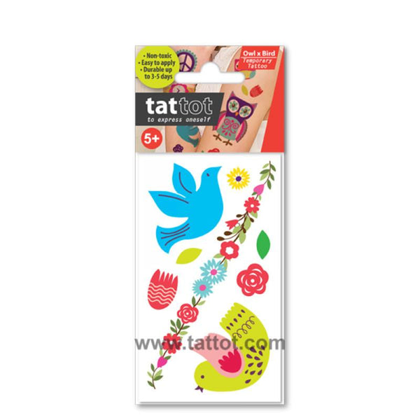 Tattot Temporary Tattoos
