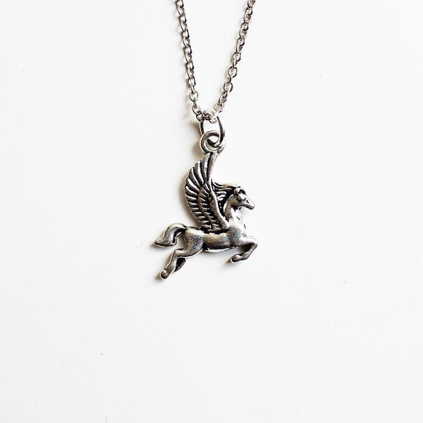 Shorties Bling Necklace - Pegasus