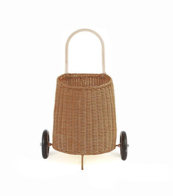 Olli Ella Luggy Basket - Natural in Shorties Sydney kids shop