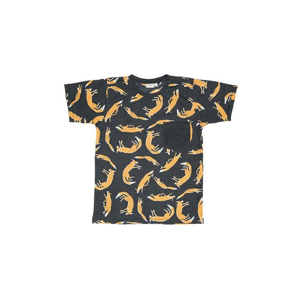 Zuttion SS Tee - Fox