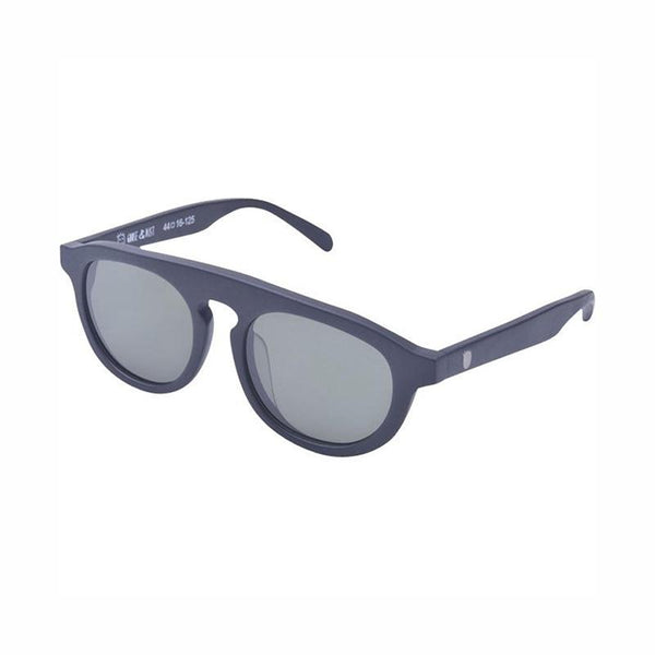 Goose & Dust Petrol Sunglasses - Matt Black