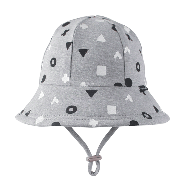 Bedhead Baby Bucket Hat - Shapes