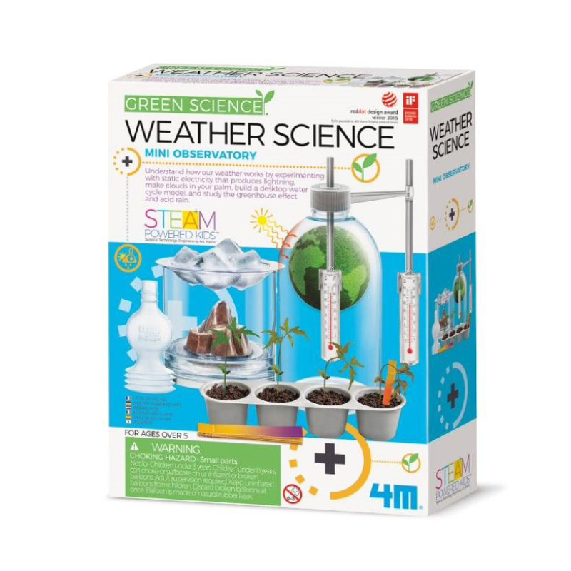 4M - Green Science - Weather Science