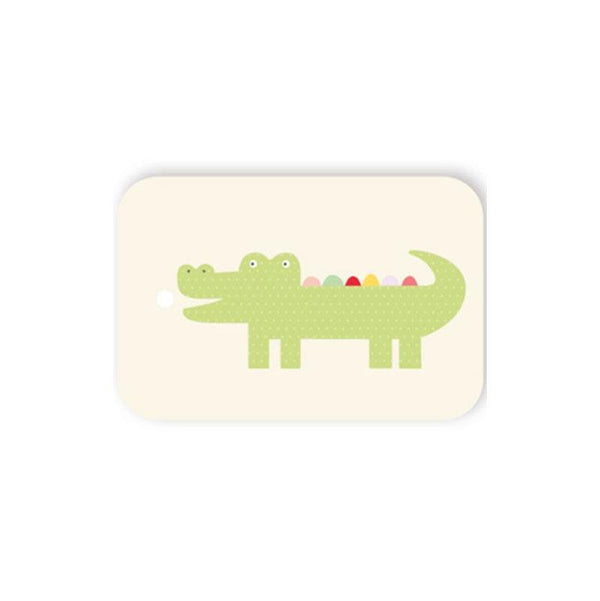 Elly Oak Tag - Crocodile