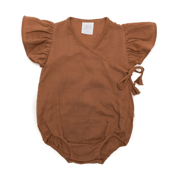 Alex & Ant Grace Playsuit - Rust