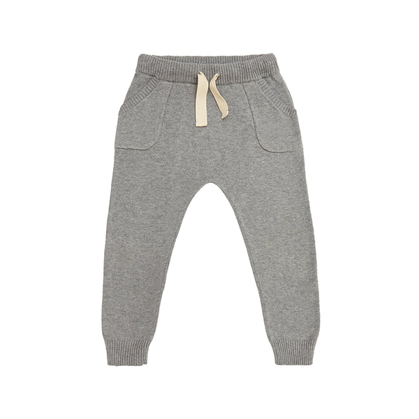 Mainn And Co Knit Pants - Grey