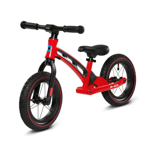 Micro Balance Bike Deluxe - Red