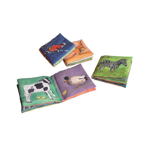 EGMONT FABRIC BOOKS - Assorted