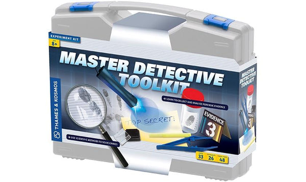 Master Detective Toolkit at Shorties