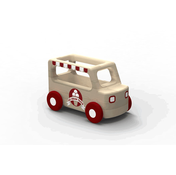 Moover Line Mini Ice Cream Van
