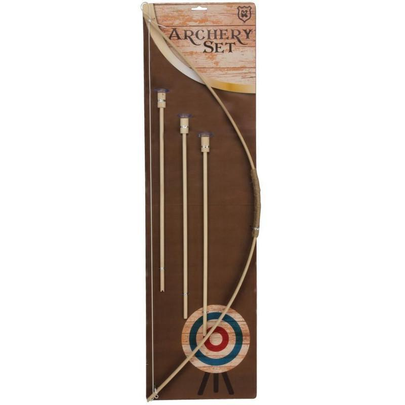 Wooden Archery Set