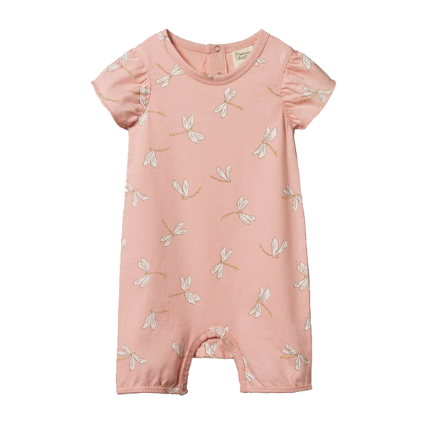 Nature Baby Tilly Suit - Dragonfly Lily