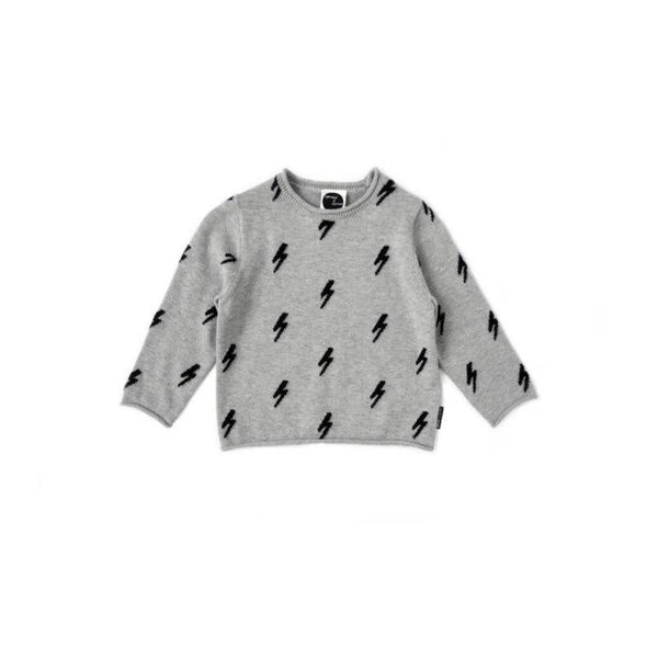 Sproet & Sprout Thunderbolt Pullover