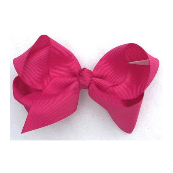 Maisie May Mini Trixie Bow Mini - Raspberry