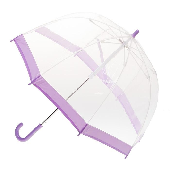 Birdcage Umbrella - Lilac