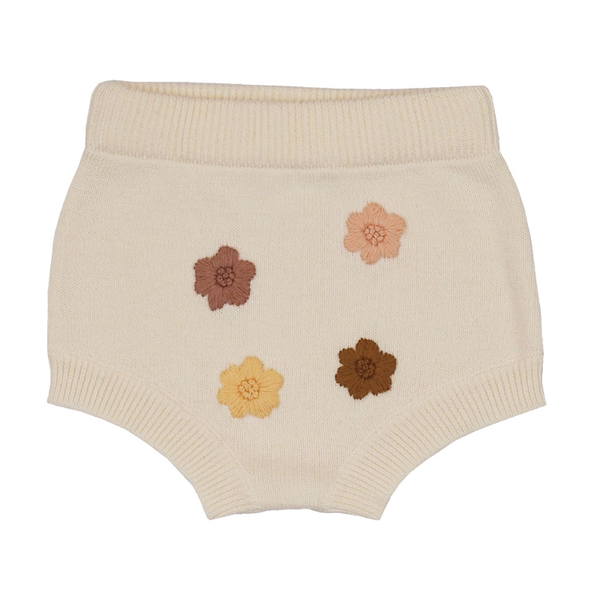 Grown Flower Power Bloomers - Milk
