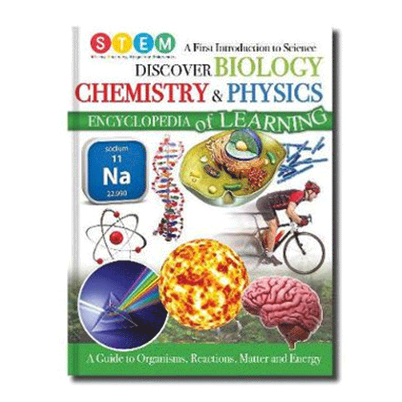 Discover Biology Chemistry & Physics Encyclopedia