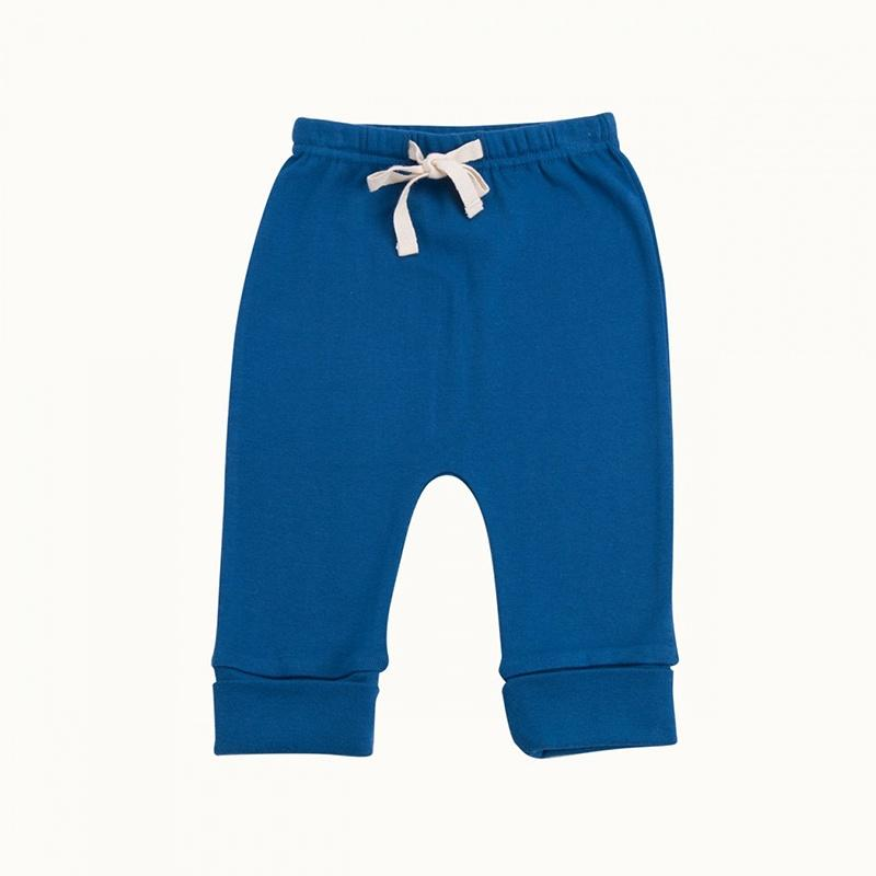 Nature Baby Drawstring Pants - Jet