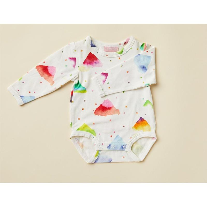 Halcyon Nights Sleeve Suit - Candy Mountain