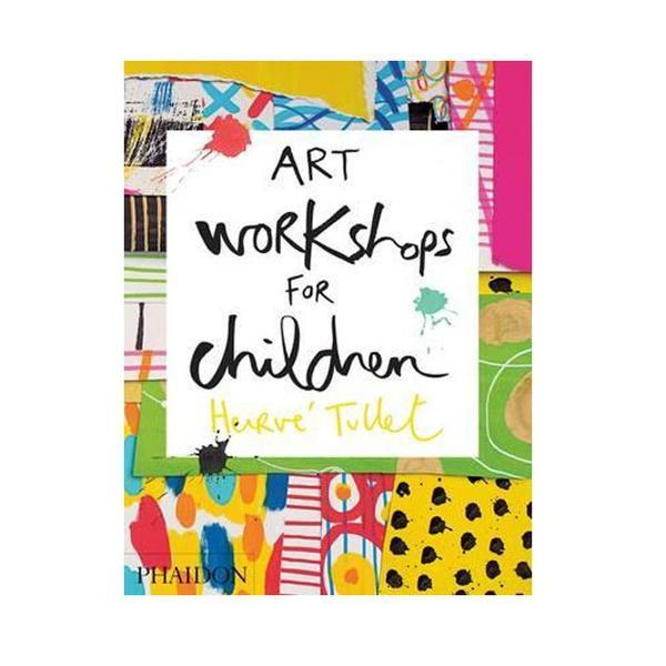 Art Workshops for Children - Herve Tullet