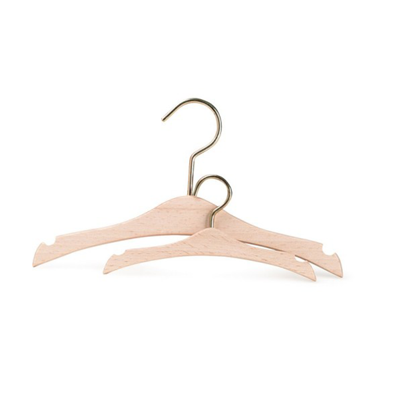 Egmont Wooden Clothes Hangers