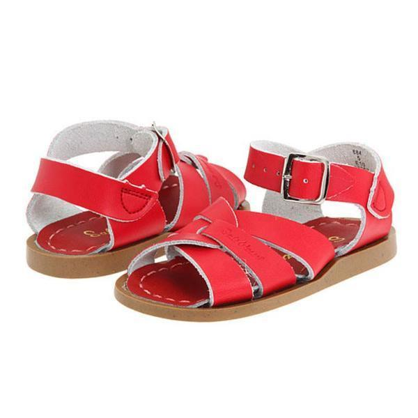saltwater sandals kids shoes and footwear. boy and girl Salt water Sandals in Shorties