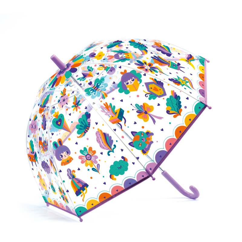 Djeco Umbrella - Pop Rainbow
