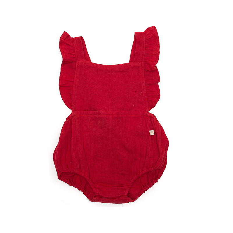 Alex & Ant Mima Playsuit - Red