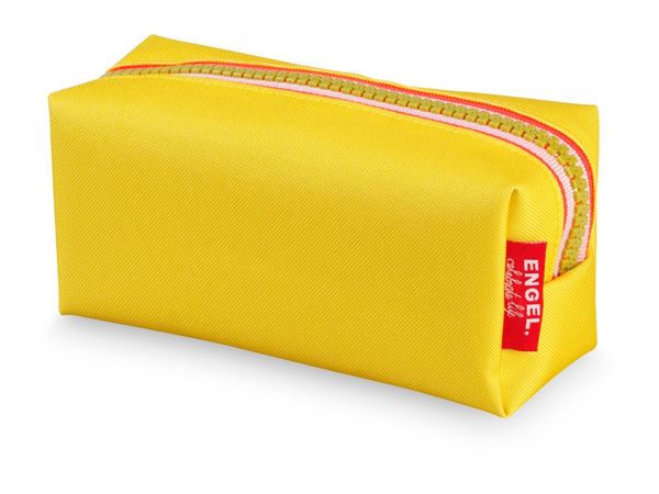 Engel Pencil Case Yellow