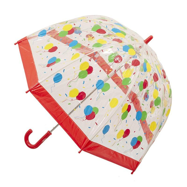 Clifton Birdcage Umbrella - Balloons