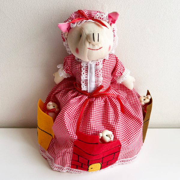 Story Telling Dolls - Three Little Pigs