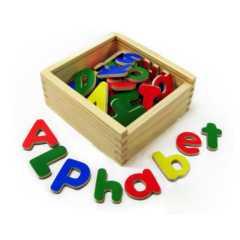 Magnetic Letters Upper/Lower 52PC