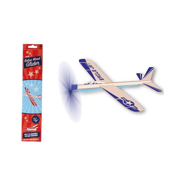 Super Balsa Wood Glider