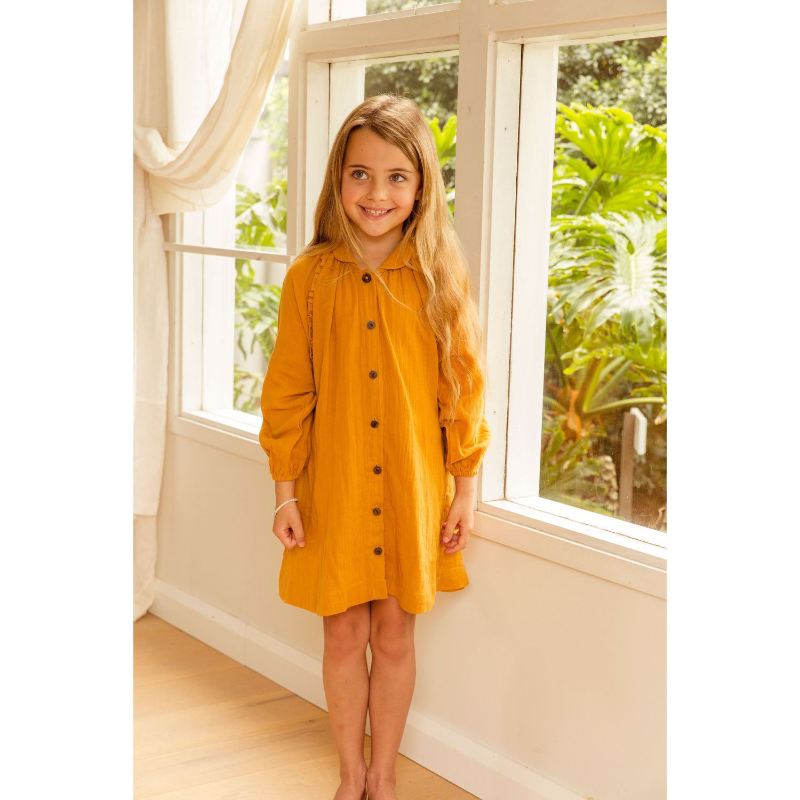 Alex & Ant Brigitte Dress - Biscotti