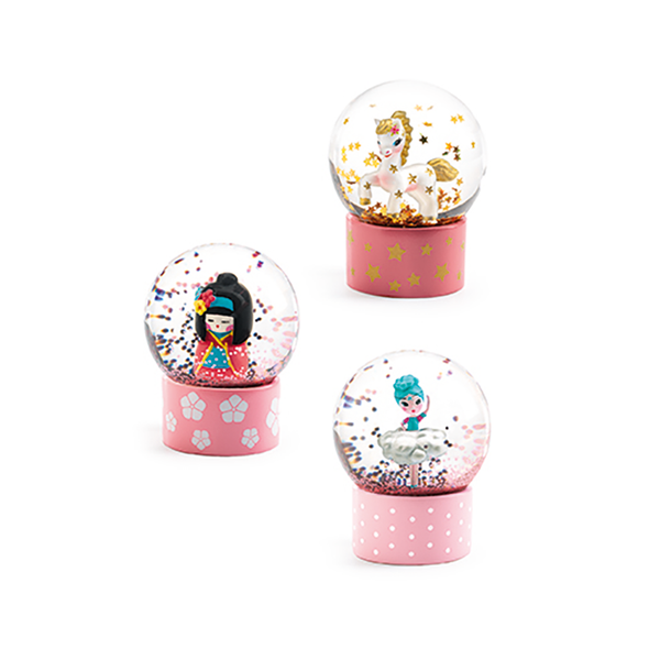 Mini Snow Globe - So Cute