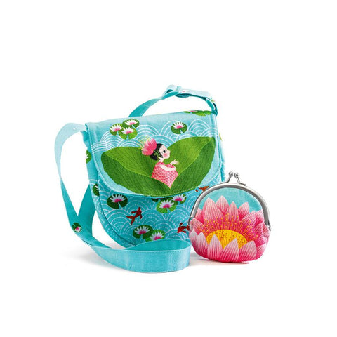 Djeco Bag & Purse - Miss Waterlily