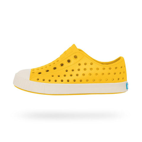 Native Jefferson Shoes - Crayon Yellow