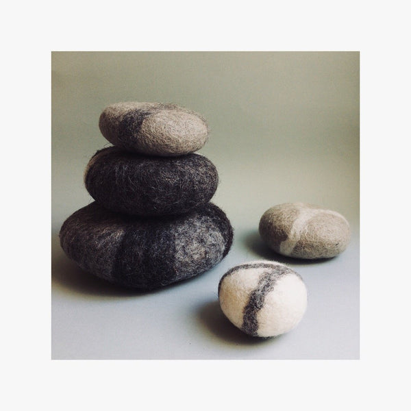 Papoose Stacking Set 5PC - Rock