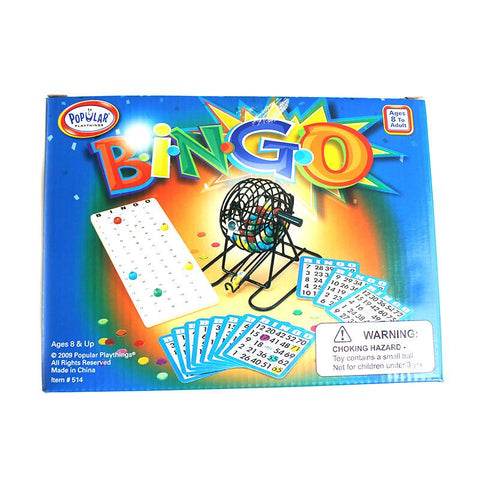 Bingo Game - Shorties Childrens Store